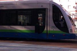 La Junta espera que a lo largo de este año se ponga en funcionamiento el tranvía de Vélez-Málaga