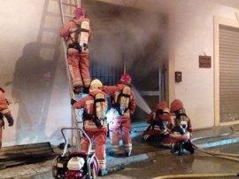 Un total de diez personas perdieron la vida por incendios o explosiones en 2015 en la Comunitat