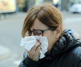 Siguen bajando los casos de gripe en Catalunya pero se mantiene la intensidad moderada
