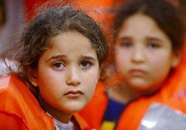 Save the Children advierte de que el retorno de inmigrantes a Libia afectaría gravemente a miles de niños