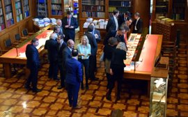 Fomento reúne a las Cámaras de Comercio europeas para posicionar Catalunya como destino de inversión