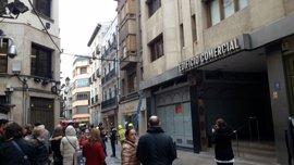 Bomberos intervienen en dos incendios en siete minutos en Logroño y en Villamediana