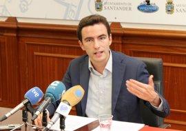 PSOE pide a la alcaldesa de Santander que rectifique la política social del Ayuntamiento