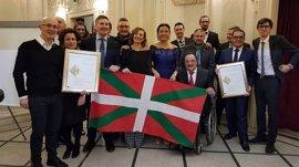 """El modelo de apoyos de Etxegoki gana el premio internacional """"Quality Innovation Award"""""""