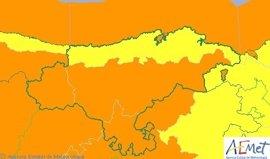 Cantabria, en aviso naranja por fuertes vientos y oleaje