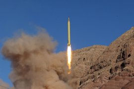 Trump no descarta ninguna opción en la respuesta de EEUU a la prueba balística de Irán