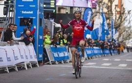 Tony Martin se lleva la segunda etapa de la Volta a la Comunitat y Greg Van Avermaet se pone líder
