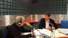 """Marín pide a Susana Díaz que """"deje la cabeza"""" en Andalucía si compagina Junta y PSOE"""