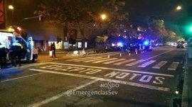 Detenido en el Aljarafe el conductor huído tras el atropello que dejó un herido grave en Sevilla