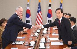 """EEUU advierte a Corea del Norte de una respuesta """"eficaz y abrumadora"""" si usa armamento nuclear"""