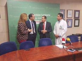 El Área Sanitaria Norte de Málaga registra sus dos primeras donaciones de órganos en asistolia
