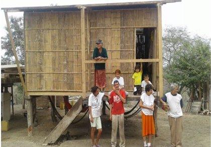 Un centenar de familias recuperan su vivienda tras el terremoto de Ecuador gracias a la ONG Enfermeras para el Mundo