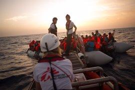 """MSF advierte a la UE de que """"Libia no es un lugar seguro"""" al que devolver a los inmigrantes"""