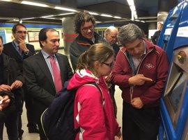 Empleados de Metro reciben formación para atender a discapacitados intelectuales