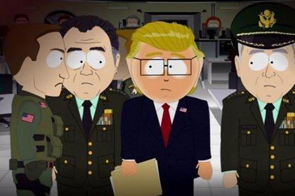 """Donald Trump no volverá a aparecer en South Park porque """"la sátira se ha convertido en realidad"""""""