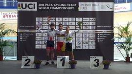 Cabello se pierde el Mundial de Ciclismo Adaptado en Pista por lesión
