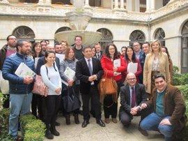 Diputación aporta 182.000 euros a 34 empresas creadas en Jaén por titulados