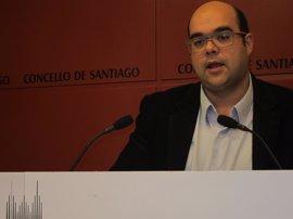 """El BNG de Santiago afirma que """"el grado de satisfacción es alto"""" en el proceso de negociación de los presupuestos"""