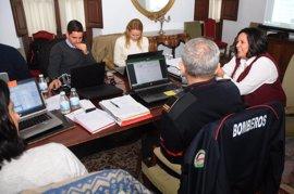 La Asociación de Consorcios de Bomberos de España se reúne en la Diputación de Córdoba