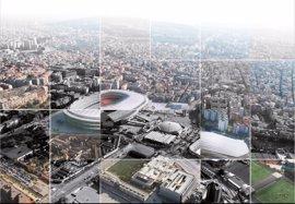 El Barça presenta una modificación urbanística del 'Espai Barça' abierta al barrio