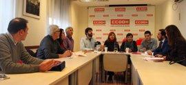 """CCOO denuncia el """"incunplimiento generalizado"""" del convenio colectivo del sector de restauración colectiva"""