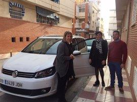 Primera ruta de taxi a demanda de la provincia de Granada entre Gualchos y Motril