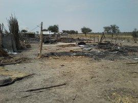 MSF denuncia que los últimos combates en Sudán del Sur dejan a desplazados sin asistencia médica