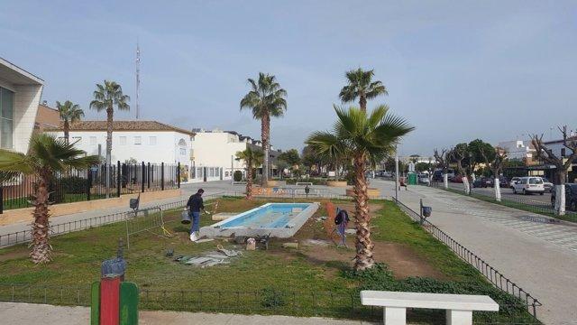 Avenida alcalde Justo Padilla.