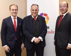 Los clubes de LaLiga ingresarán 3.327 millones en 2016-17
