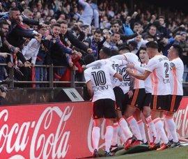 El Valencia busca resarcirse ante el Eibar y el Málaga, coger aire ante el Espanyol