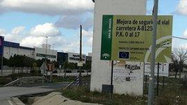 """""""Cierre"""" de la carretera Arahal-Morón el 13 de febrero con motivo de sus obras de mejora"""