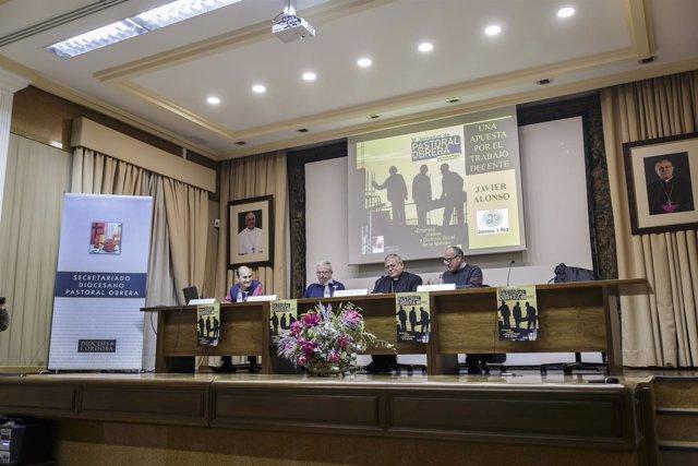 Inauguración de las XI Jornadas De Pastoral Obrera