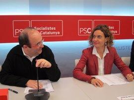 Batet, Collboni, Manuel Cruz y Javi López (PSC) participarán en las ponencias del Congreso del PSOE