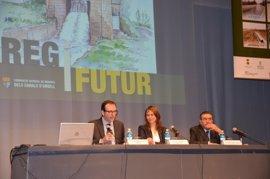 La Agencia Catalana del Regadío será la autoridad del riego en Catalunya