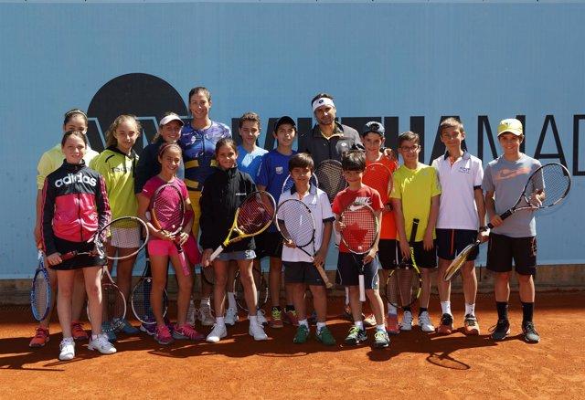Mutua Madrileña pone en marcha el III Torneo Infantil de Tenis