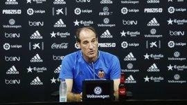 """Voro: """"Tenemos que conseguir que Mestalla sea un campo difícil para los rivales"""""""