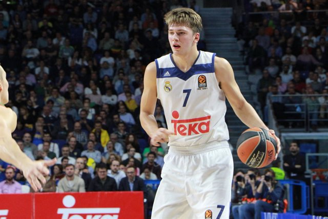 Doncic Real Madrid contra Baskonia