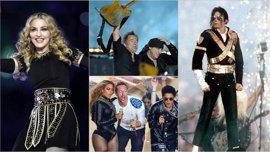 De Michael Jackson a Coldplay: 13 memorables actuaciones musicales en la Super Bowl