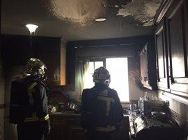 Los bomberos de la Comunidad recibieron 2.500 horas de formación a lo largo de 2016