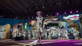 Los Castorcitos ganan el Concurso de Murgas Infantiles del Carnaval de Santa Cruz de Tenerife