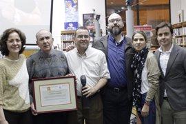 La Librería Canaima de Las Palmas de Gran Canaria recibe el Premio Librería Cultural 2016