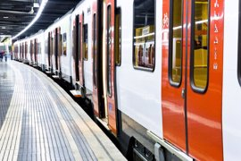 FGC operará el tren lanzadera al Aeropuerto de El Prat