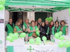 AECC Navarra conmemora el Día Mundial del Cáncer incidiendo los hábitos de vida saludable