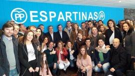 """PP señala que Espartinas (Sevilla) """"no merece un alcalde que pone en riesgo la seguridad"""" de sus vecinos"""