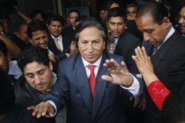 Registran el domicilio del expresidente peruano Alejandro Toledo, implicado en la trama corrupta Odebrecht