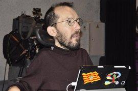 Echenique acusa a Errejón de mentir tras utilizar la figura de Pablo Iglesias en su campaña