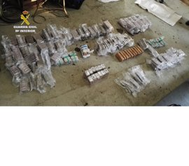 Intervenidos 119 kilos de hachís en el puerto de Tarifa y tres detenidos