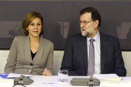 Rajoy buscará exhibir unidad y fortaleza en el congreso del PP, con el foco puesto en la continuidad de Cospedal