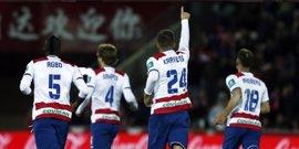 El Granada quiere empezar a ganar ante Las Palmas