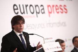 """Puigdemont reprocha al Estado su supuesto diálogo: """"Nos merecíamos que no fuera sólo un anuncio"""""""